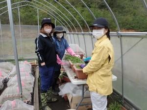 倉敷からお越しのヒョウボラと福大生2021年4月23日